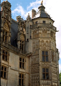Chateau de Meillant in Berry (2)