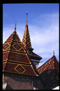 Burgundian roof