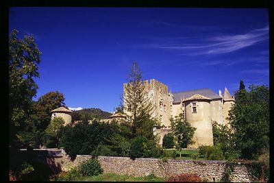 Chateaux in Allemagne-en-Provence