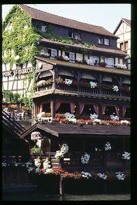 Petit France restaurant