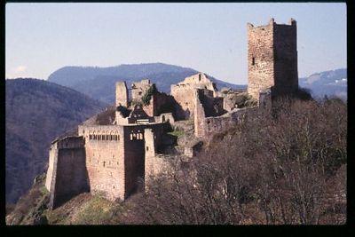Chateau de St-Ulrich ruin