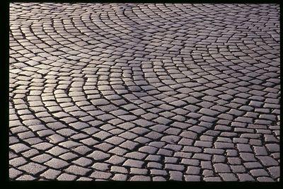 Strasbourg street pattern