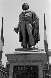 General Kleber statue - Place Kleber