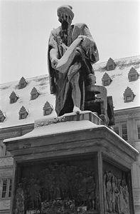Gutenberg statue - Place Gutenbert