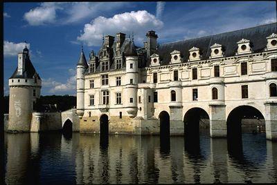 Château Chenonceau (Left Bank 2)