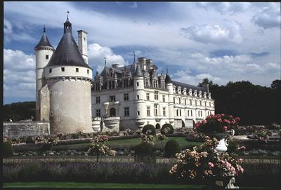 Château Chenonceau (Right Bank)