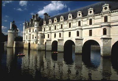 Château Chenonceau (Left Bank)