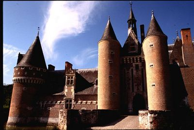 Château du Moulin (2)