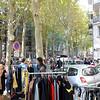 The sidewalk sale