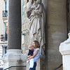Mother and child x2 at Église d'Auteuil