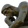 """The Thinker -- <a href=""""http://www.musee-rodin.fr/en/collections/sculptures/thinker"""">http://www.musee-rodin.fr/en/collections/sculptures/thinker</a>"""