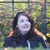 Becca in Rodin's Garden