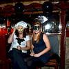 Becca and Joy wearing masks