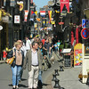 Shopping in Honfleur  (Photo by Ray)