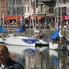 The marina in Honfleur  (Photo by Ray)