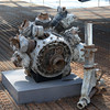 Martin B-26 Marauder engine