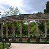 The colonnade at Parc Monceau