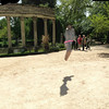 A frighteningly unsuccessful attempt to take a panorama shot with my iPhone