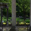 A peaceful day at Parc Monceau