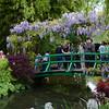 Kat and Clara at Monet's Garden
