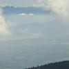 Regard sur les Alpes - Genève et son jet d'eau, le Salève, les Alpes