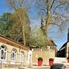 Ambronay - Château, Orangerie, église abbatiale