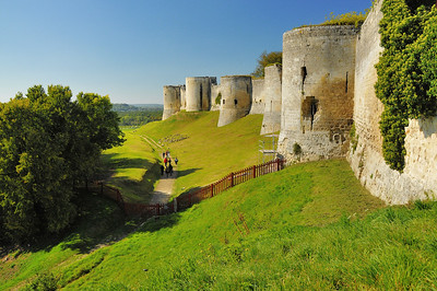 Coucy-le-Château - Les remparts