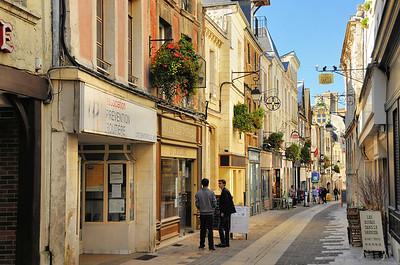 Laon - Rue Châtelaine