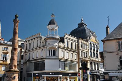 Moulins - Place d'Allier