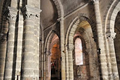 Charroux - Eglise Saint-Jean-Baptiste