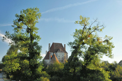 Château de Fourchauld