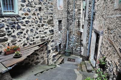 Péone - Rue de l'Eglise