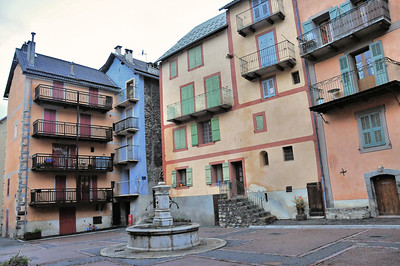 Péone - Place Thomas Guérin