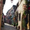 Riquewihr back streets