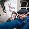 Morning in Petite France
