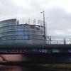 View of the European Parliament