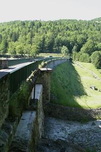 Dam, Lac de la Lauch