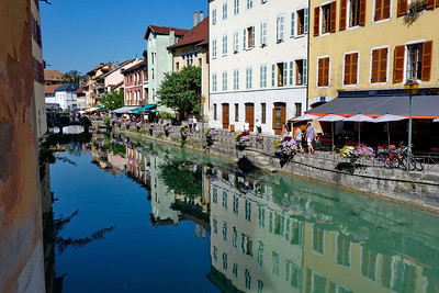 Anncey_France_2013_Canal_Reflections_DSC0284