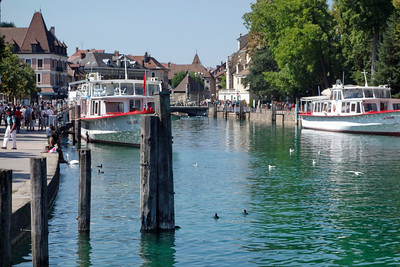 Annecy:   Village by the Lake