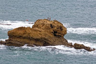 Biarritz, La Surprise
