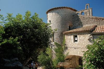 Balazuc - Eglise romane