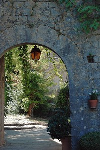 Balazuc - Porte de la Sablière
