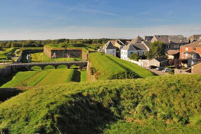 Rocroi - Fortifications de Vauban