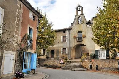 Camon - Porte d'entrée principale du village