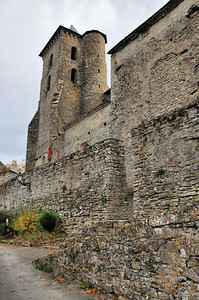 Camon - Eglise fortifiée