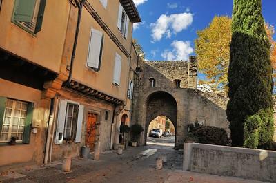 Mirepoix - Rue Monseigneur de Cambon - Porte d'Aval