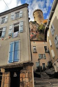Foix - Rue des Chapeliers