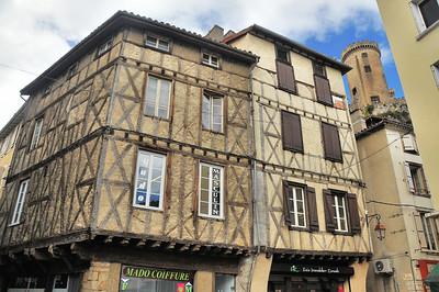 Foix - Place Parmentier