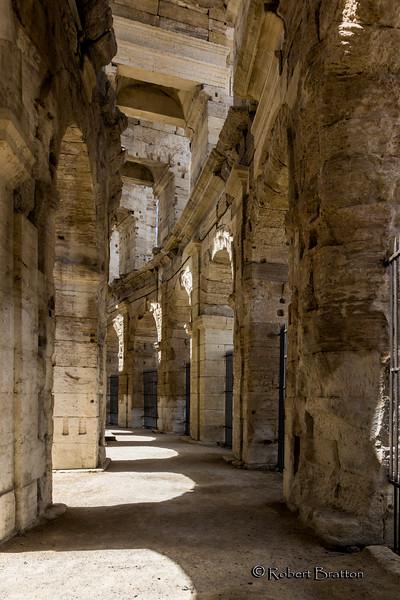 Amphitheater Walkway