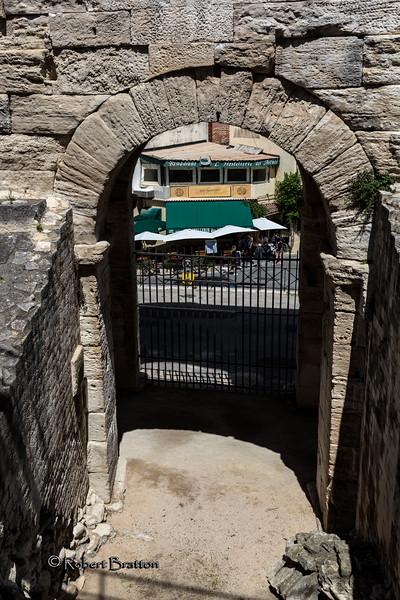 Bistro thru the Amphitheater Gate